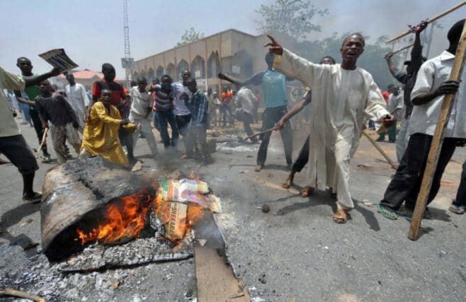 violence in Northern Nigeria