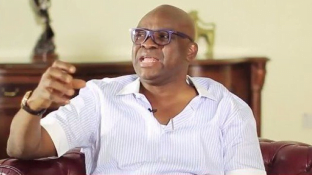 Tinubu Has Paid His Dues, I Won't Politically Shoot Him Down - Fayose