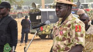 Buratai 2 653x365 300x168 - Be Ready To Go To Sambisa Forest, Buratai Tells New Army Recruits