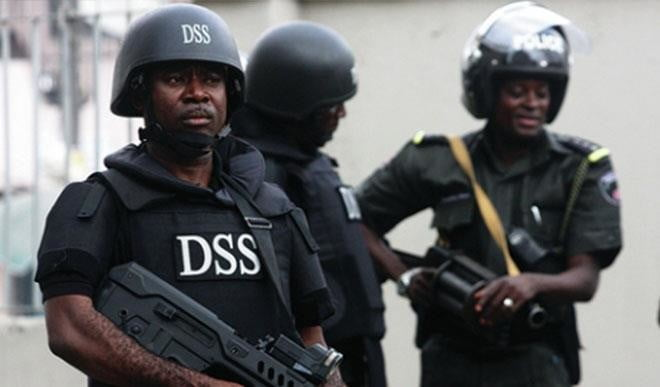 File photo of DSS operatives