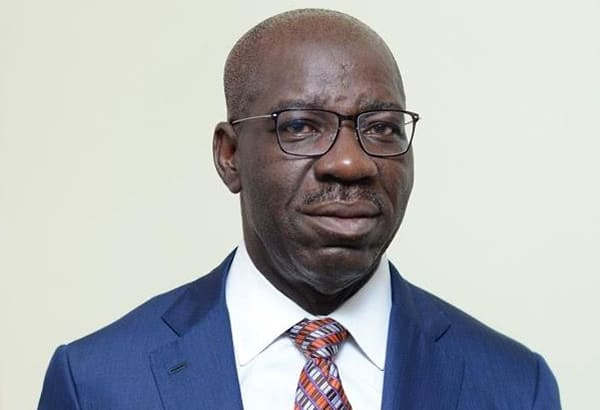Gov. Obaseki boots out commissioner, others over sweepers' protest