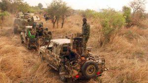 Nigerian Army 300x169 - Boko Haram: 5 Soldiers Killed, 15 Others Injured In Borno Landmine Ambush