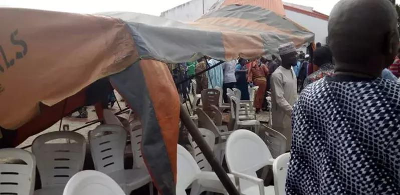 The group alleged that Adeleke was poisoned by some APC chieftains