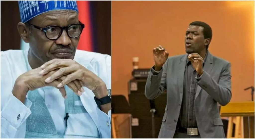 Buhari In Support Of Southern Kaduna Killings - Reno Omokri