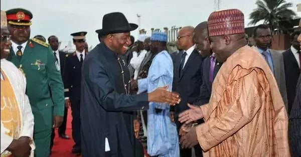 PDP crisis deepens as Sheriff walks out on Jonathan