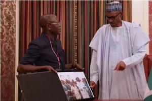 capture7 300x199 - What President Buhari Told APC Chairman, Oshiomhole