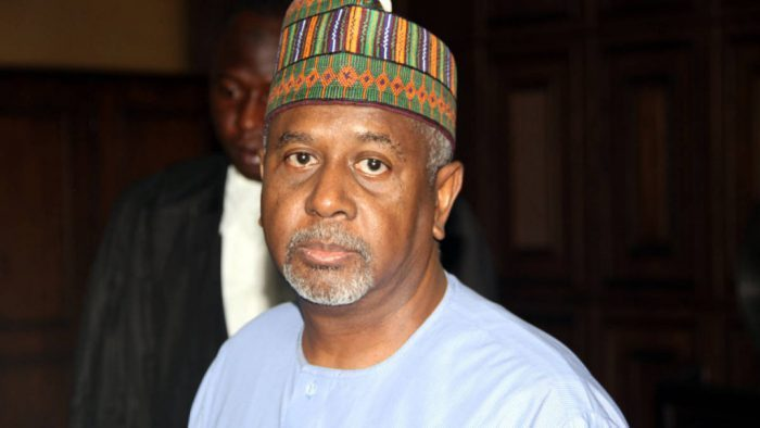 Court rejects Dasuki's application for adjournment