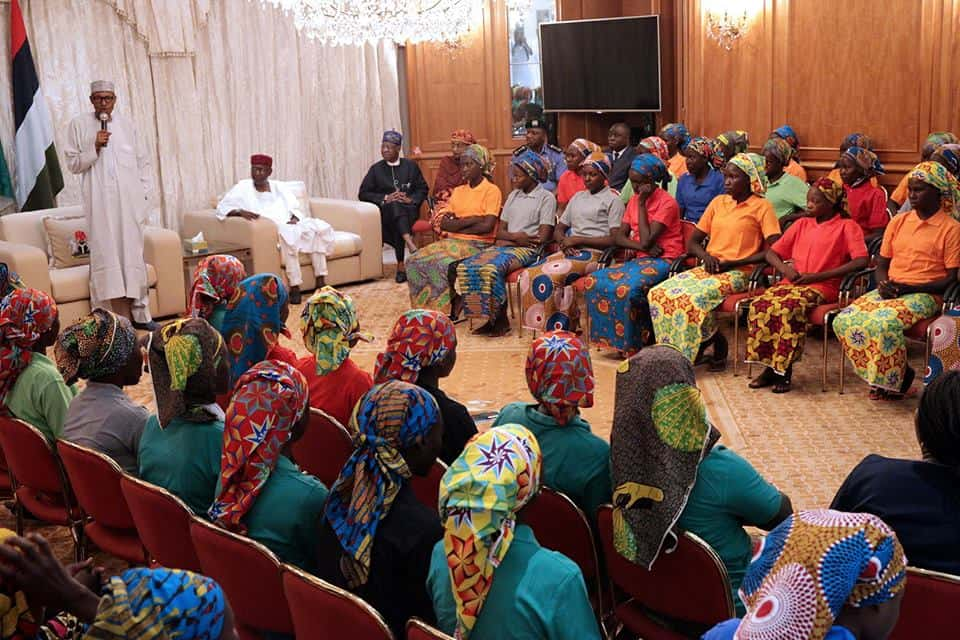82 kidnapped Nigerian girls free after prisoner swap deal