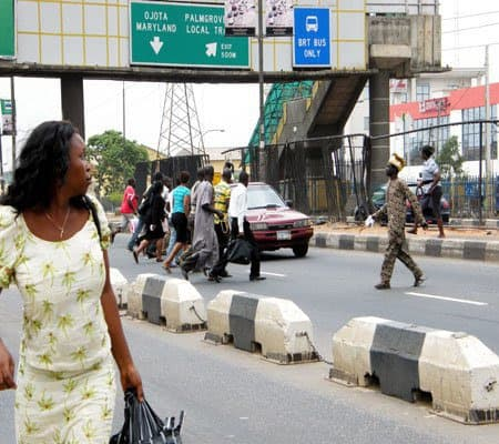 5 Pedestrians Safety Tips For Crossing Lagos Roads