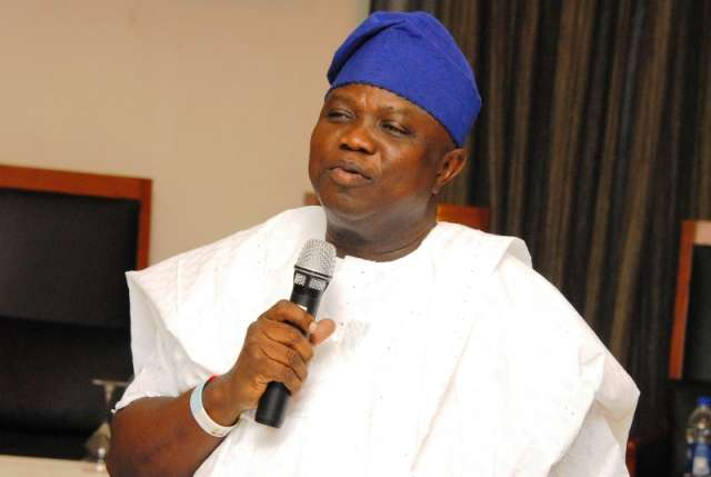 Ambode orders contractors to complete Ayinke House in six months