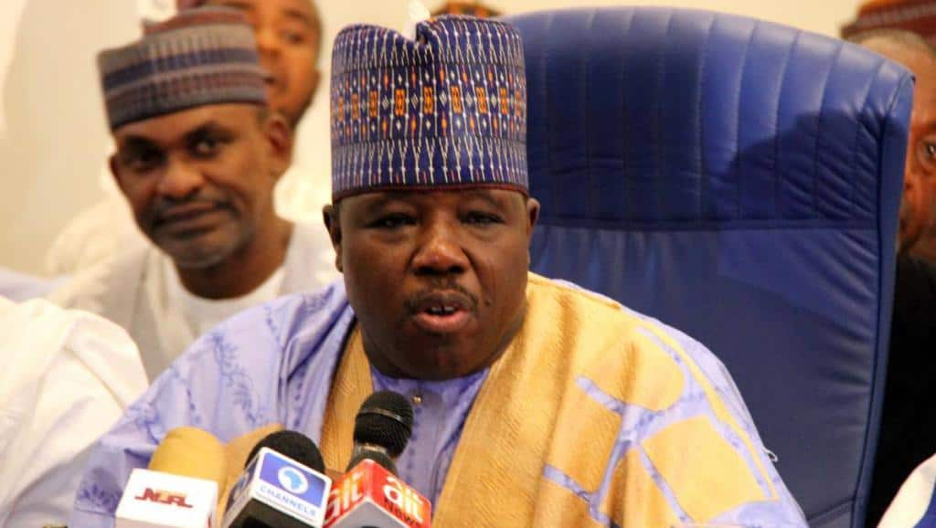 Senator Ali Modu Sheriff Begins Move To Become APC Chairman