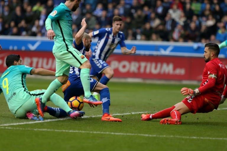Barcelona seek winning end to Luis Enrique's reign