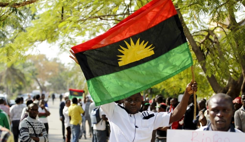 IPOB declares sit at home