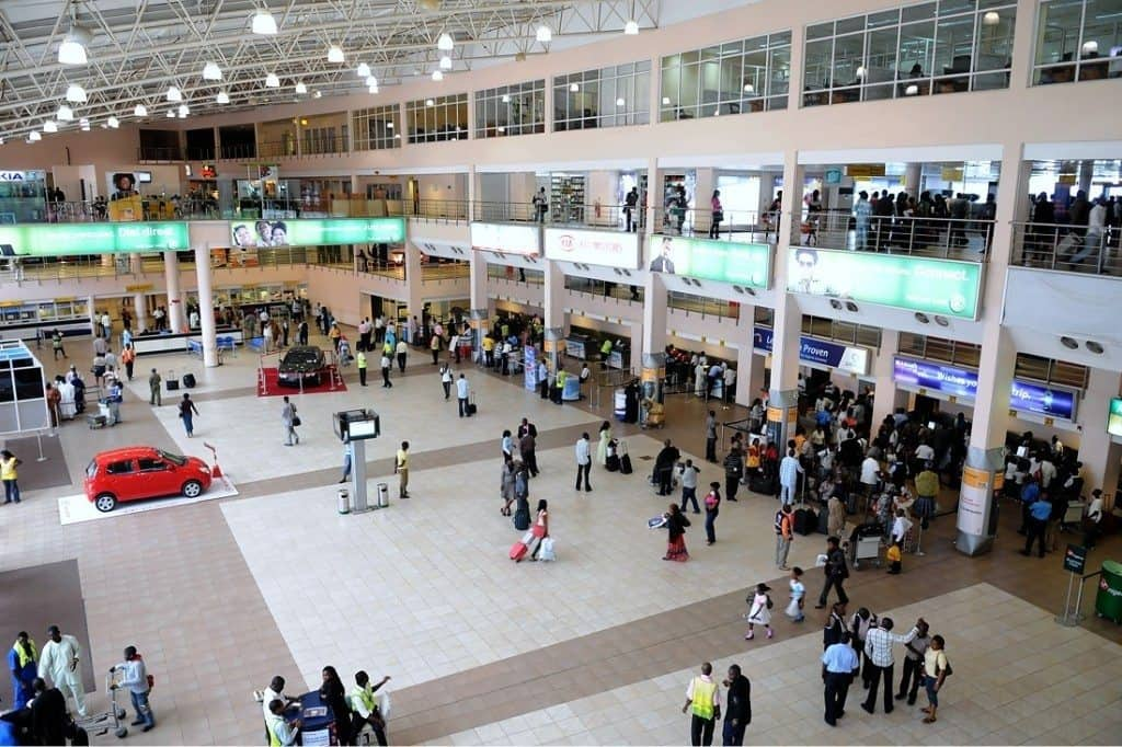 Ebola Outbreak: Government Steps Up Surveillance At Nigerian Airports