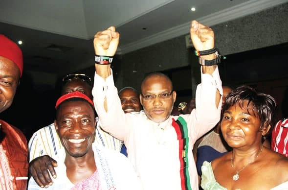 From 2015 To 2021 - Timeline Of IPOB's Nnamdi Kanu's Arrest And Trial