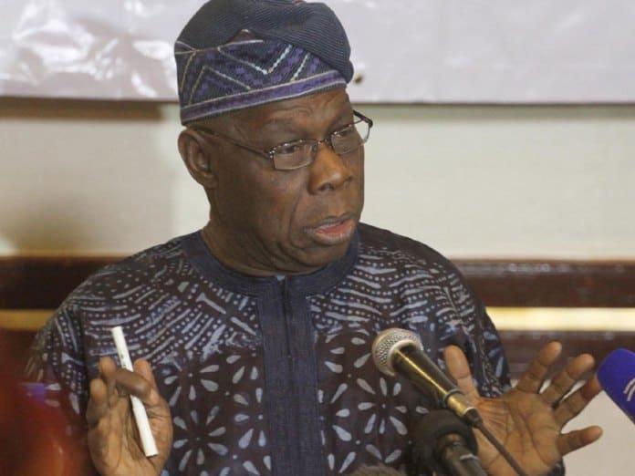 Parents Of Chibok Girls Beg Obasanjo To Ensure Daughters' Return