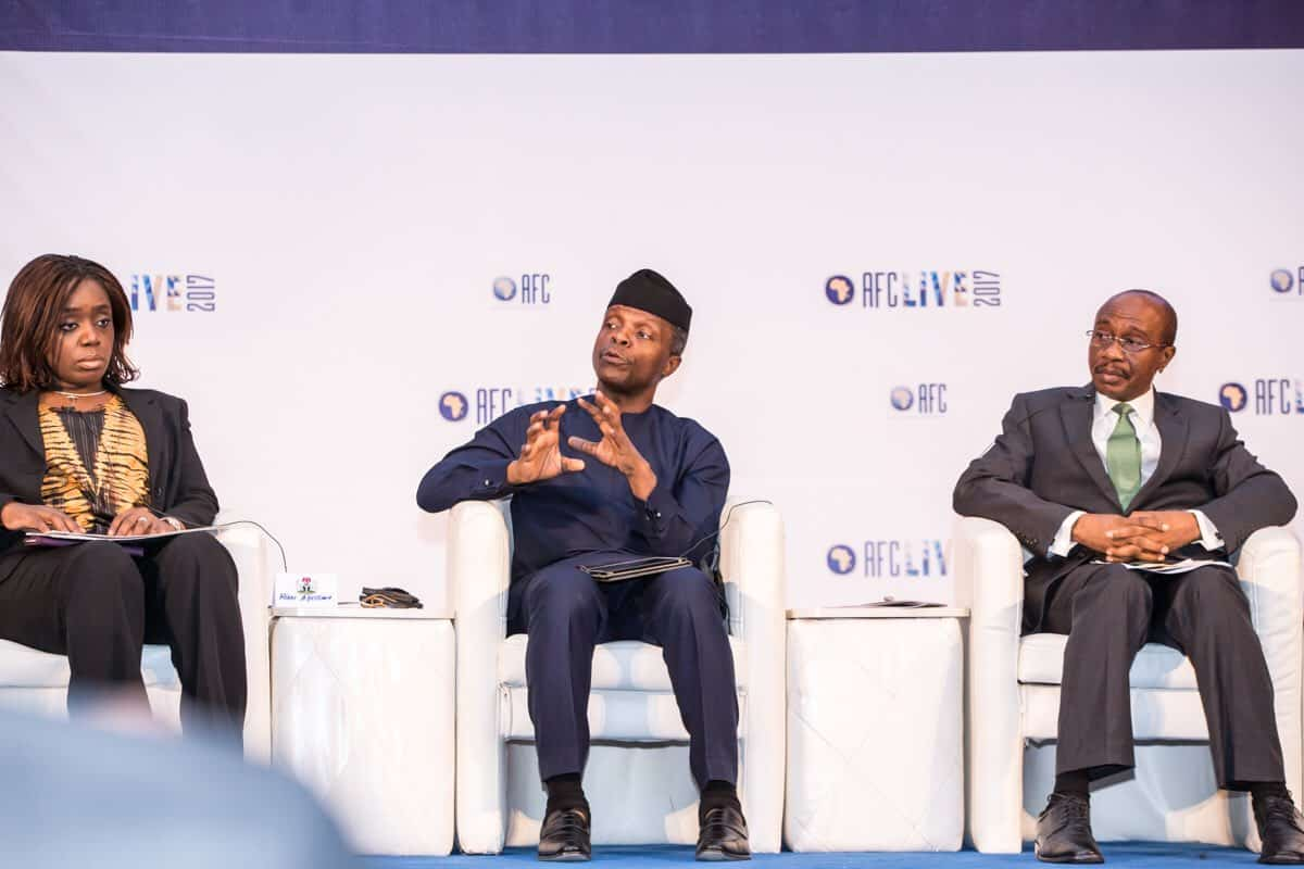 Goverment cannot provide all infrastructure needs in Nigeria - Osinbajo