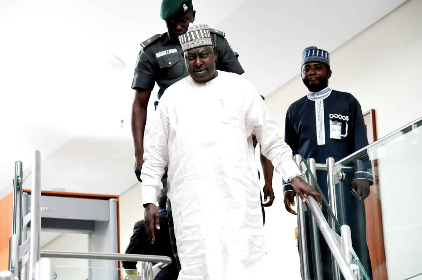 Babachir Lawal may be replaced by Tony Momoh or Buba Galadima