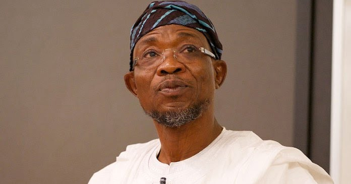 Aregbesola Gives Update On NIS Fire Incident