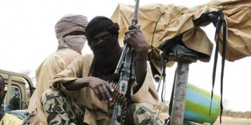 Breaking: Boko Haram Dislodge Troops, Takes Over Military Base In Magumeri, Borno State