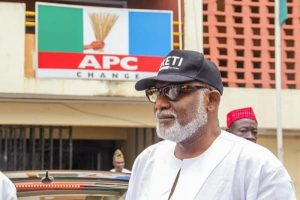 Ondo 2020: APC Aspirant Speaks On Collecting Millions To Step Down For Akeredolu