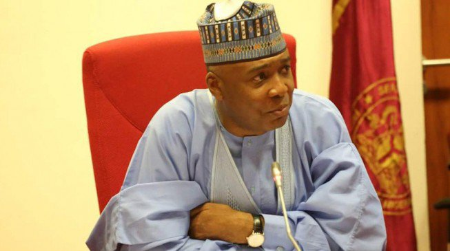 I Am Fed Up With Sen. Adamu's Constant Attacks - Saraki