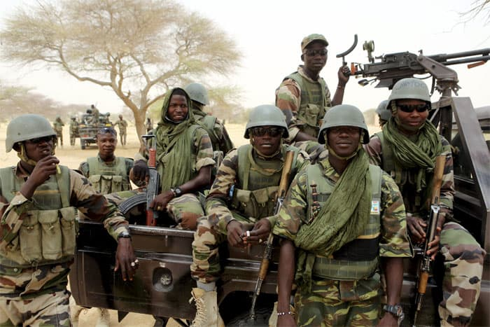 Security operatives foil Boko Haram attack
