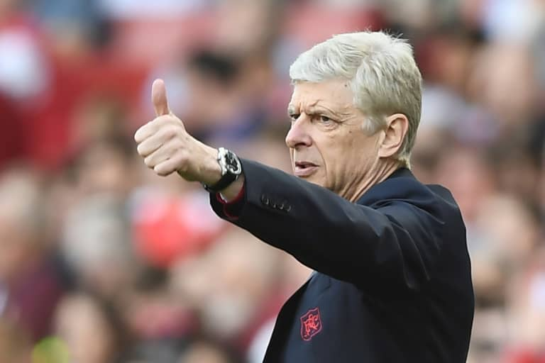 AFP/File / Justin TALLIS Arsene Wenger has managed Arsenal since 1996