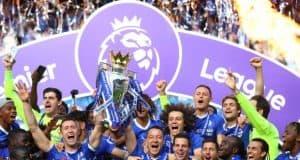 Its Celebration Galore For Chelsea FC At Stamford Bridge