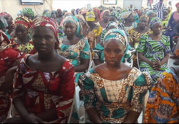Chibok Girls: Update