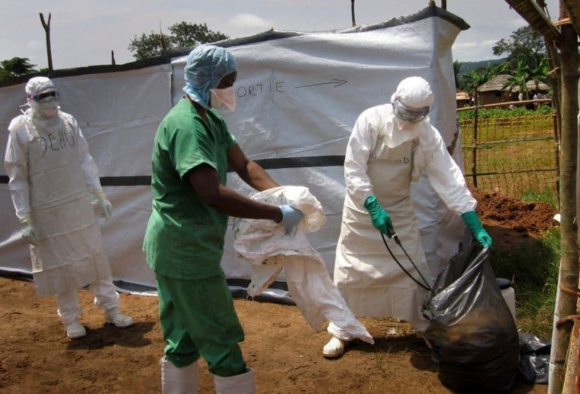 Nigeria Moves To Prevent Ebola Outbreak