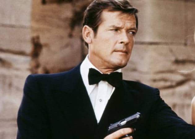 Sir Roger Moore (James Bond) died on Tuesday.
