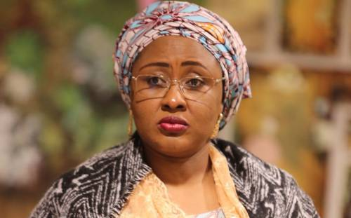 Aisha Buhari Tackles FG Over $16m Mosquito Nets Fund