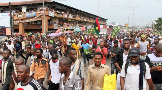 Stay away from Anambra State during election, IPOB warns commercial vehicle operators