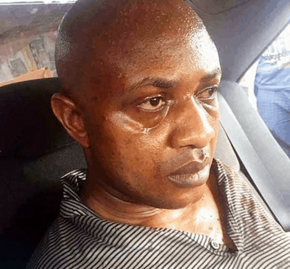 Evans Cries Out In Court Over Maltreatment, Says He wants To Face His Trial Alive