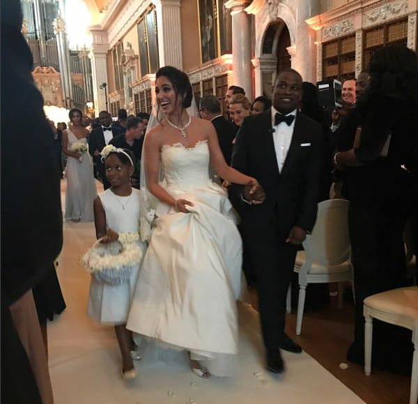 Folorunsho Alakija Is A Billionaire Nigerian Oil Ty Known As The Richest Black Woman In World And Her Son Folarin S 5million Wedding With
