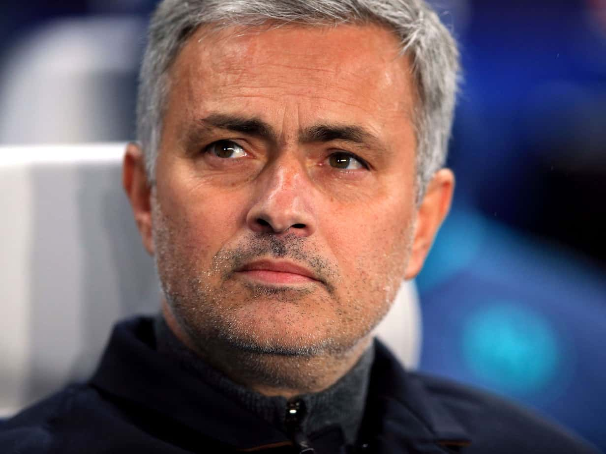 Mourinho says Madrid and Barcelona are on different level