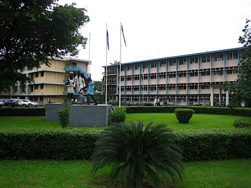 LUTH Inducts 186 Doctors, Dentists