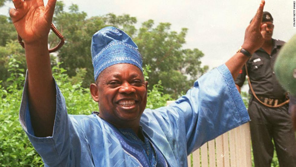 MKO Abiola - Democracy Day: Key Actors In The June 12 1993 Presidential Election