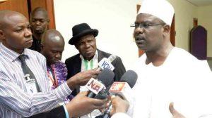Ndume 300x168 - Ndume Reveal When Senate Will Screen New Service Chiefs