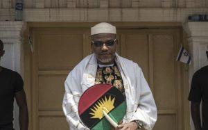 Biafra: Nnamdi Kanu Lists Three Things Fulani Control In Nigeria Like Britain