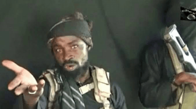 Shekau claims responsibility for recent Maiduguri attack in video