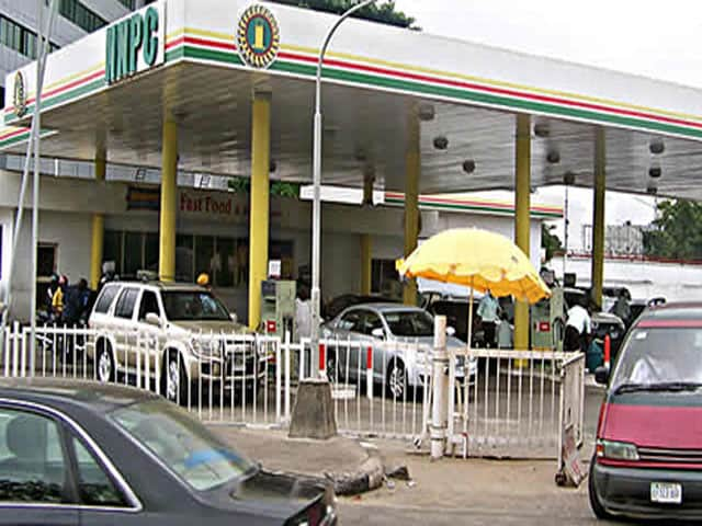 An NNPC Mega Station