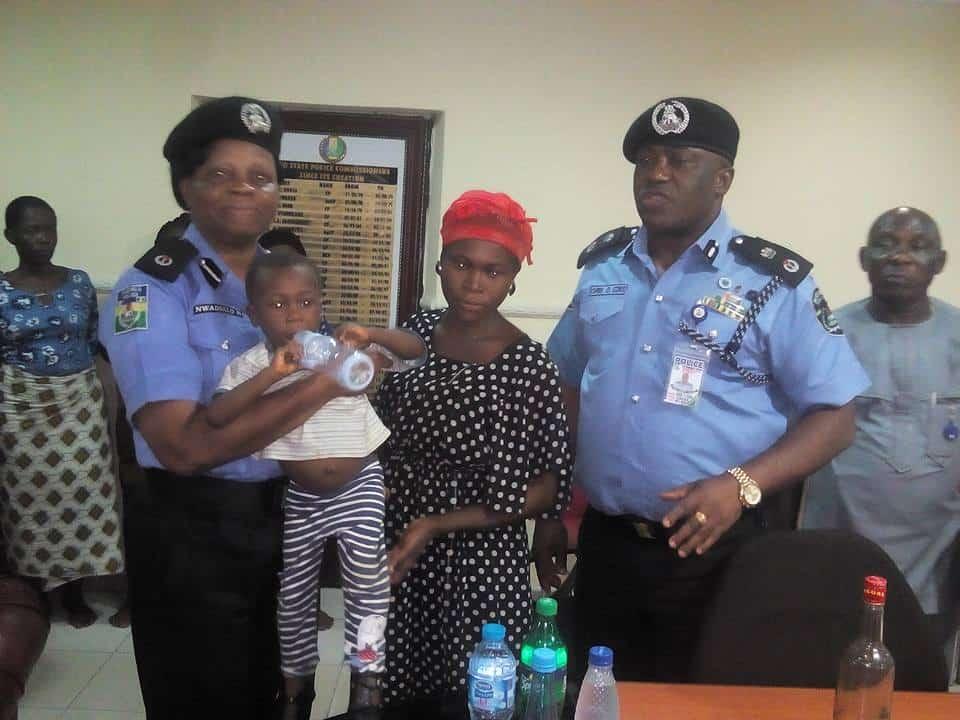 stolen baby reunited with her parents