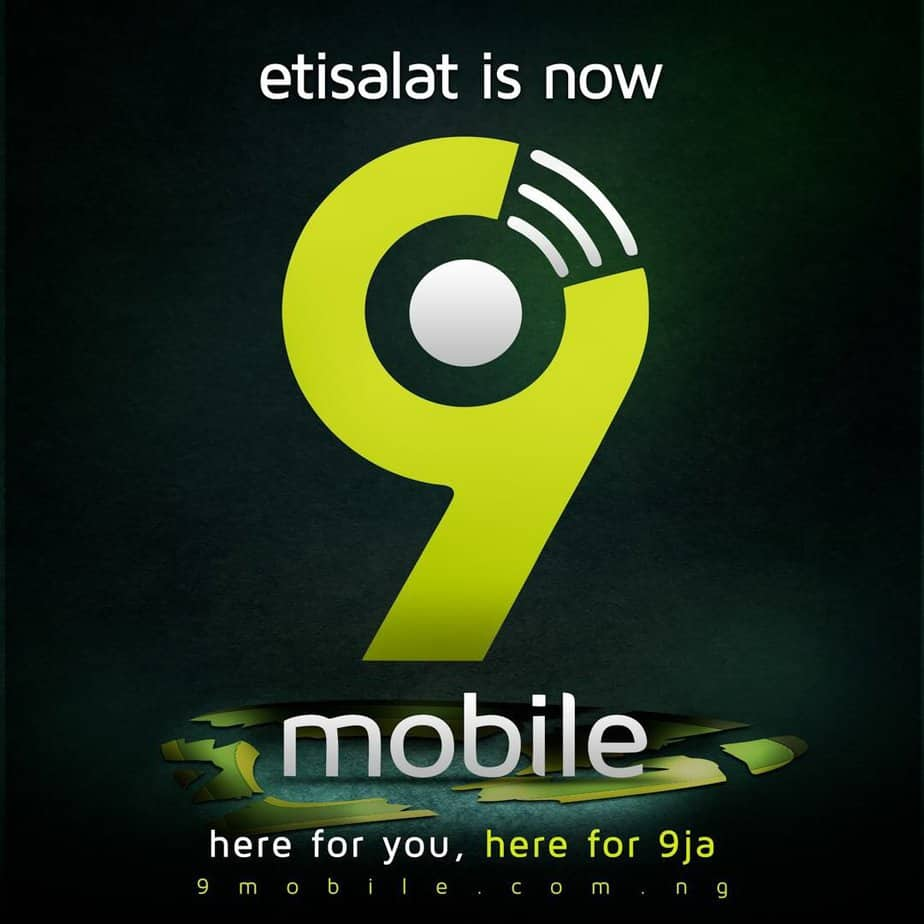Etisalat Nigeria becomes 9mobile