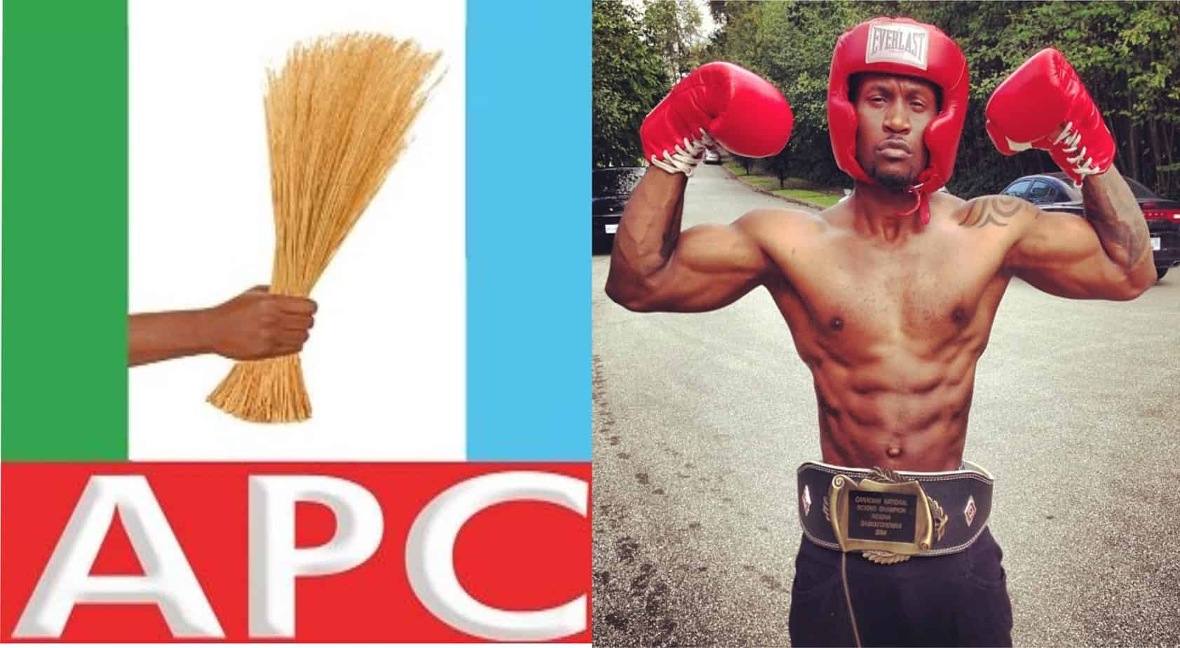 APC vs PETER OKOYE