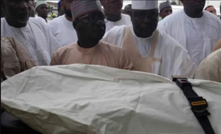 Hon. Abdullahi Wammako is dead