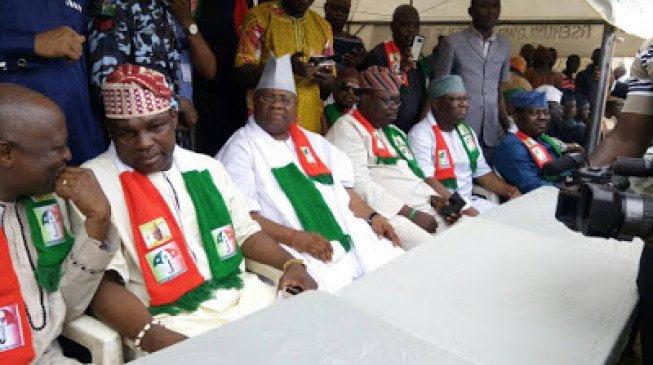 Davido's uncle, Ademola Adeleke wins Osun West by-election