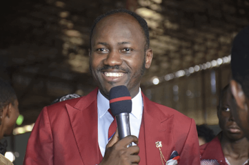 Apostle Suleman Releases New Prophecy, Reveals What God Will Do This Week