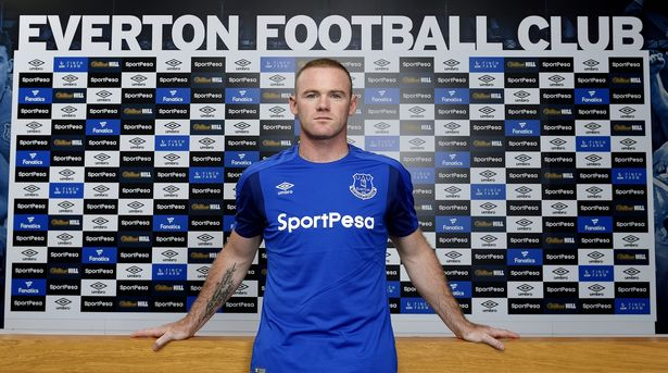Rooney set to dump premier league for MLS